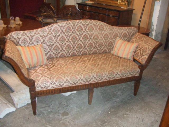 Sedie poltrone e divani ferraglia antichita 39 parma antiquariato antichit mobili ottocento - Divano luigi filippo quotazione ...